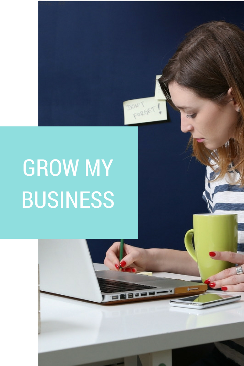 Grow my business free resources