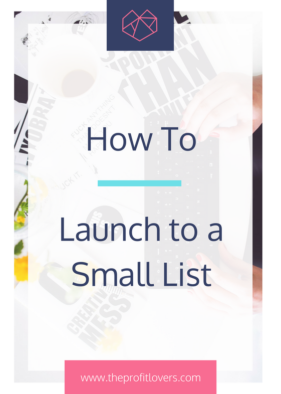 how to launch your ecourse to a small list of subscribers on a budget