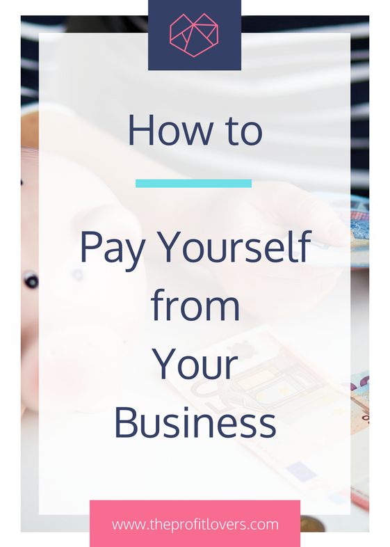how to pay yourself from your small business advice for women business coach for women