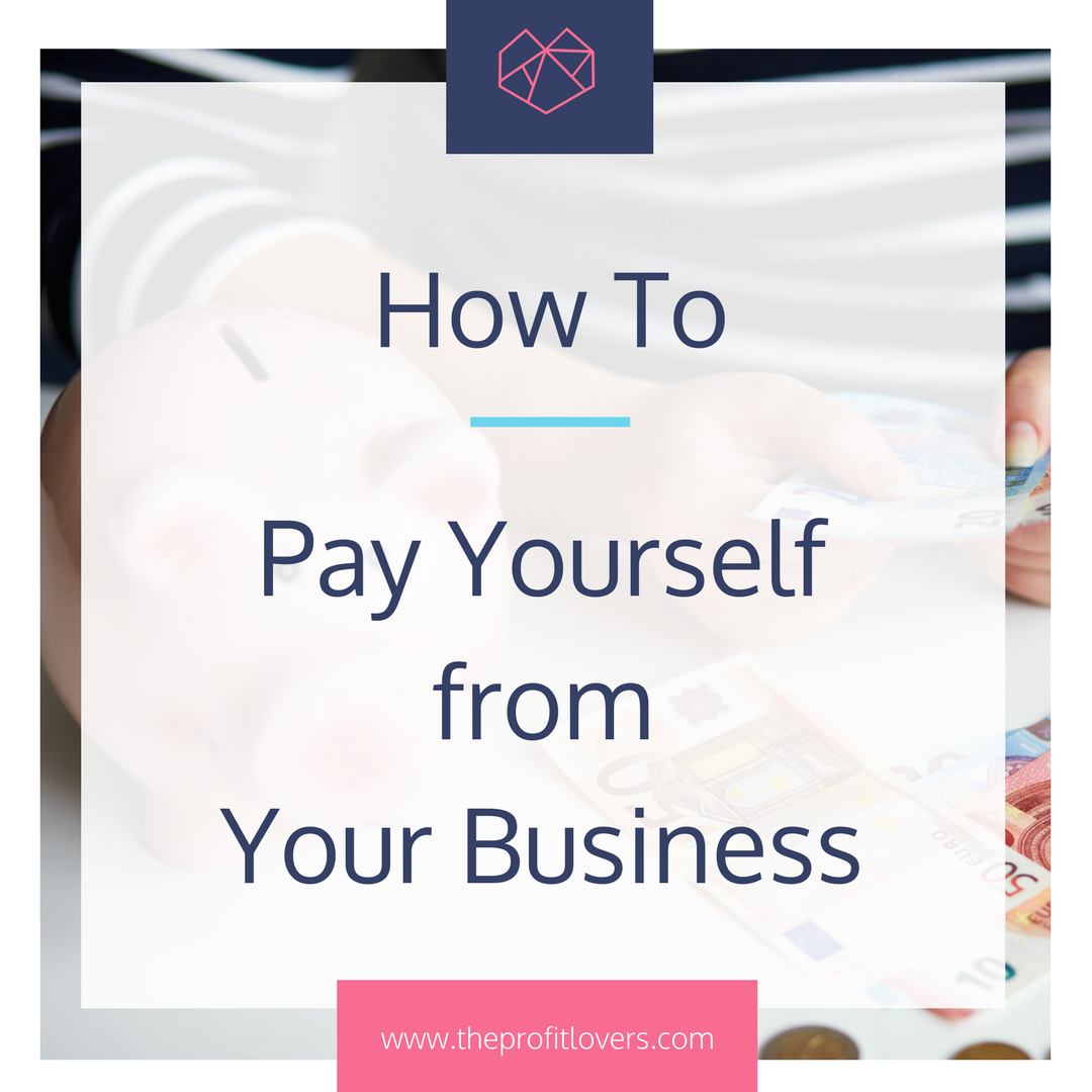 how to calculate how to pay yourself from your business