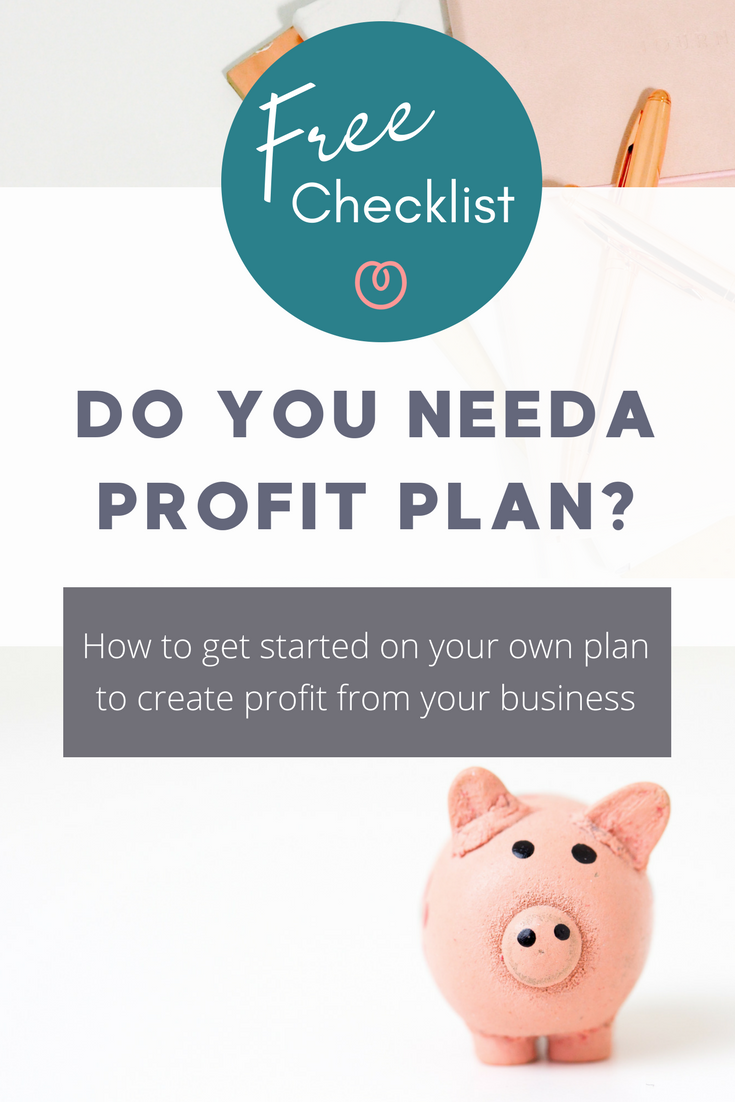 Is your business designed to generate profit? Find out with the Profit Lovers Profit Plan checklist from Melanie Miller Business Coach for Women Profit Lovers