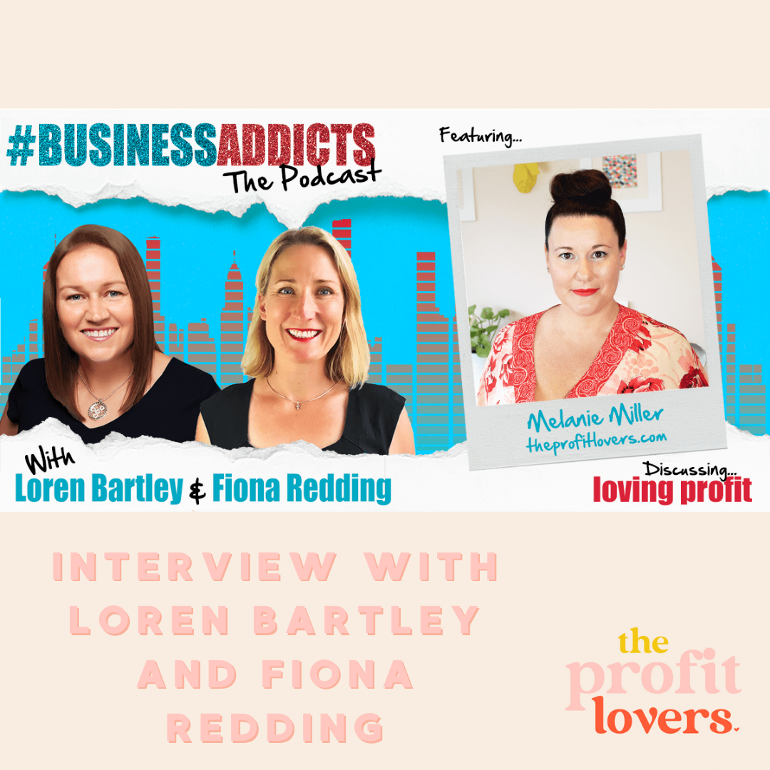 business addicts podcast with melanie miller