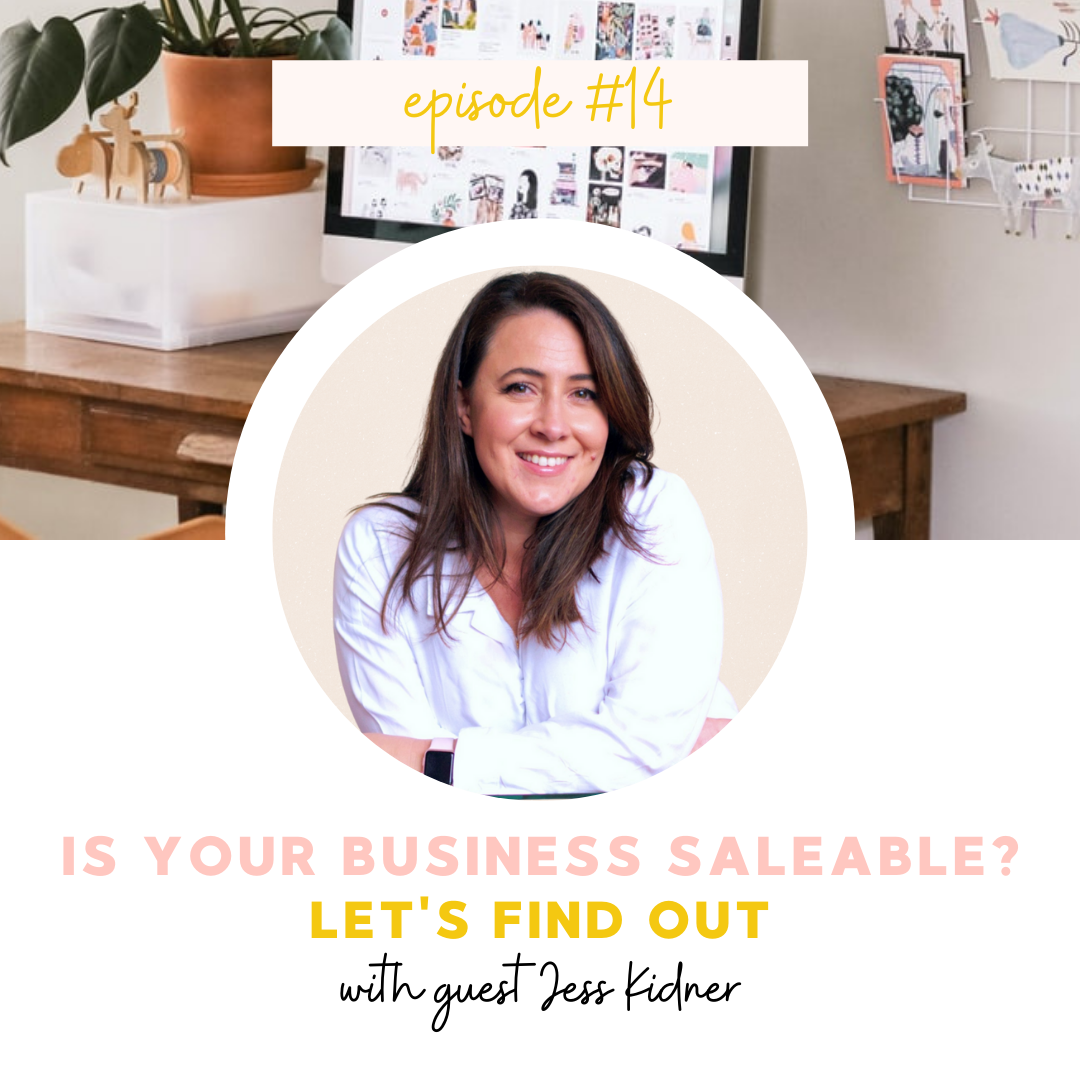 Is your business saleable?